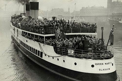 Ballast Trust - Dan McDonald Collection - Queen Mary II - Contact Us